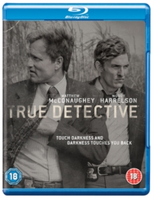True Detective: The Complete First Season, Blu-ray