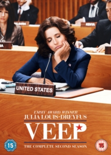 Veep: The Complete Second Season, DVD  DVD