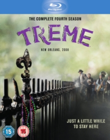Treme: The Complete Fourth Season, Blu-ray