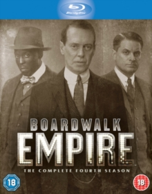 Boardwalk Empire: The Complete Fourth Season, Blu-ray  BluRay
