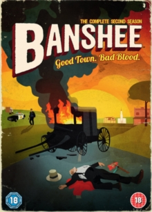 Banshee: The Complete Second Season, DVD