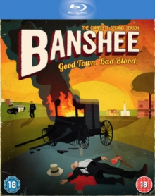 Banshee: The Complete Second Season, Blu-ray