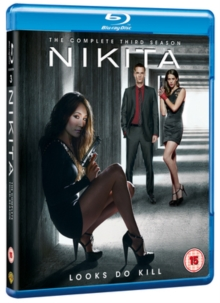 Nikita: The Complete Third Season, Blu-ray