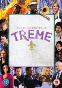 Treme: Seasons 1-4, DVD