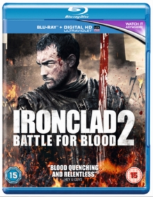 Ironclad 2 - Battle for Blood, Blu-ray  BluRay