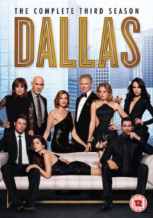 Dallas: The Complete Third Season, DVD  DVD