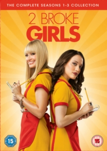 2 Broke Girls: The Complete Seasons 1-3, DVD