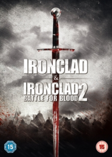 Ironclad/Ironclad 2 - Battle for Blood, DVD  DVD