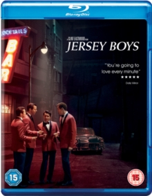Jersey Boys, Blu-ray  BluRay