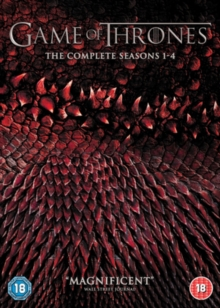 Game of Thrones: The Complete Seasons 1-4, DVD
