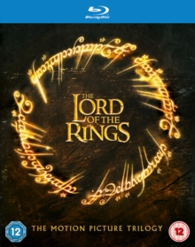 The Lord of the Rings Trilogy, Blu-ray