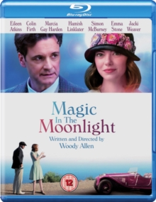 Magic in the Moonlight, Blu-ray  BluRay