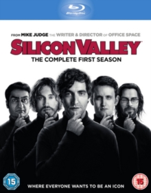 Silicon Valley: The Complete First Season, Blu-ray
