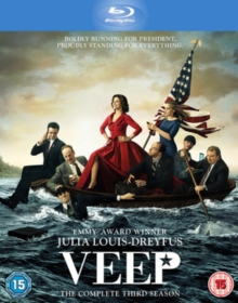 Veep: The Complete Third Season, Blu-ray