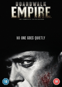 Boardwalk Empire: The Complete Fifth Season, DVD