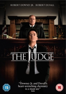 The Judge, DVD