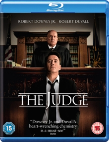 The Judge, Blu-ray