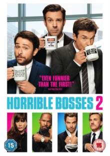 Horrible Bosses 2, DVD