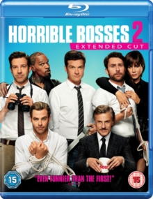 Horrible Bosses 2: Extended Cut, Blu-ray