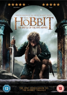 The Hobbit: The Battle of the Five Armies, DVD
