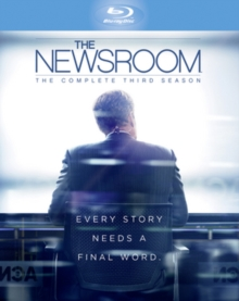 Newsroom: Season 3, Blu-ray
