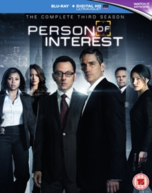Person of Interest: The Complete Third Season, Blu-ray