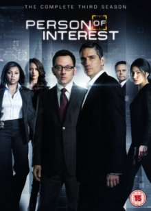 Person of Interest: The Complete Third Season, DVD
