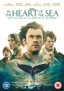 In the Heart of the Sea, DVD
