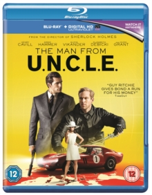 The Man from U.N.C.L.E., Blu-ray