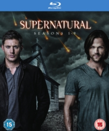 Supernatural: Seasons 1-9, Blu-ray
