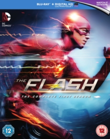 Flash: The Complete First Season, Blu-ray