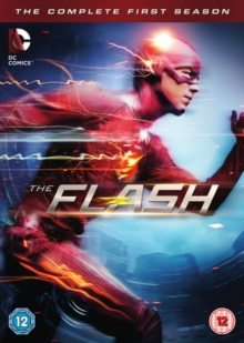 The Flash: The Complete First Season, DVD DVD