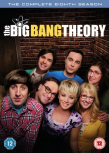 The Big Bang Theory: The Complete Eighth Season, DVD