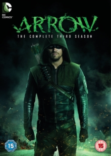 Arrow: The Complete Third Season, DVD