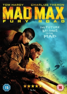 Mad Max: Fury Road, DVD  DVD