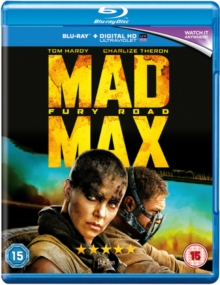 Mad Max: Fury Road, Blu-ray