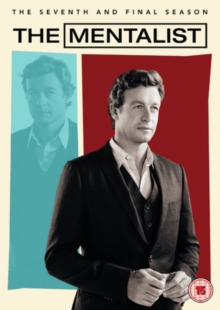The Mentalist: The Seventh and Final Season, DVD DVD