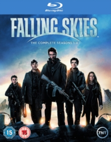 Falling Skies: The Complete Seasons 1-4, Blu-ray