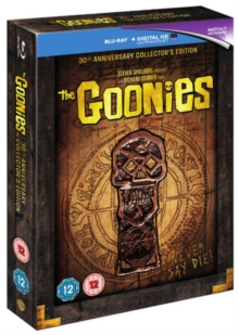 The Goonies, Blu-ray