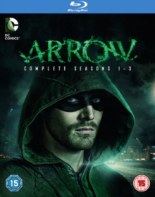 Arrow: Seasons 1-3, Blu-ray