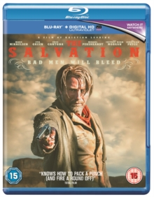The Salvation, Blu-ray