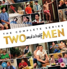 Two and a Half Men: The Complete Series, DVD