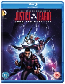 Justice League: Gods and Monsters, Blu-ray