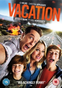 Vacation, DVD