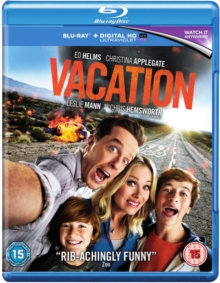 Vacation, Blu-ray  BluRay