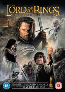 The Lord of the Rings: The Return of the King, DVD