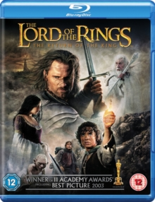 The Lord of the Rings: The Return of the King, Blu-ray BluRay