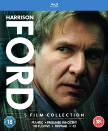 Harrison Ford Collection, Blu-ray