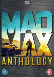 Mad Max Anthology, DVD