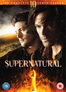 Supernatural: The Complete Tenth Season, DVD